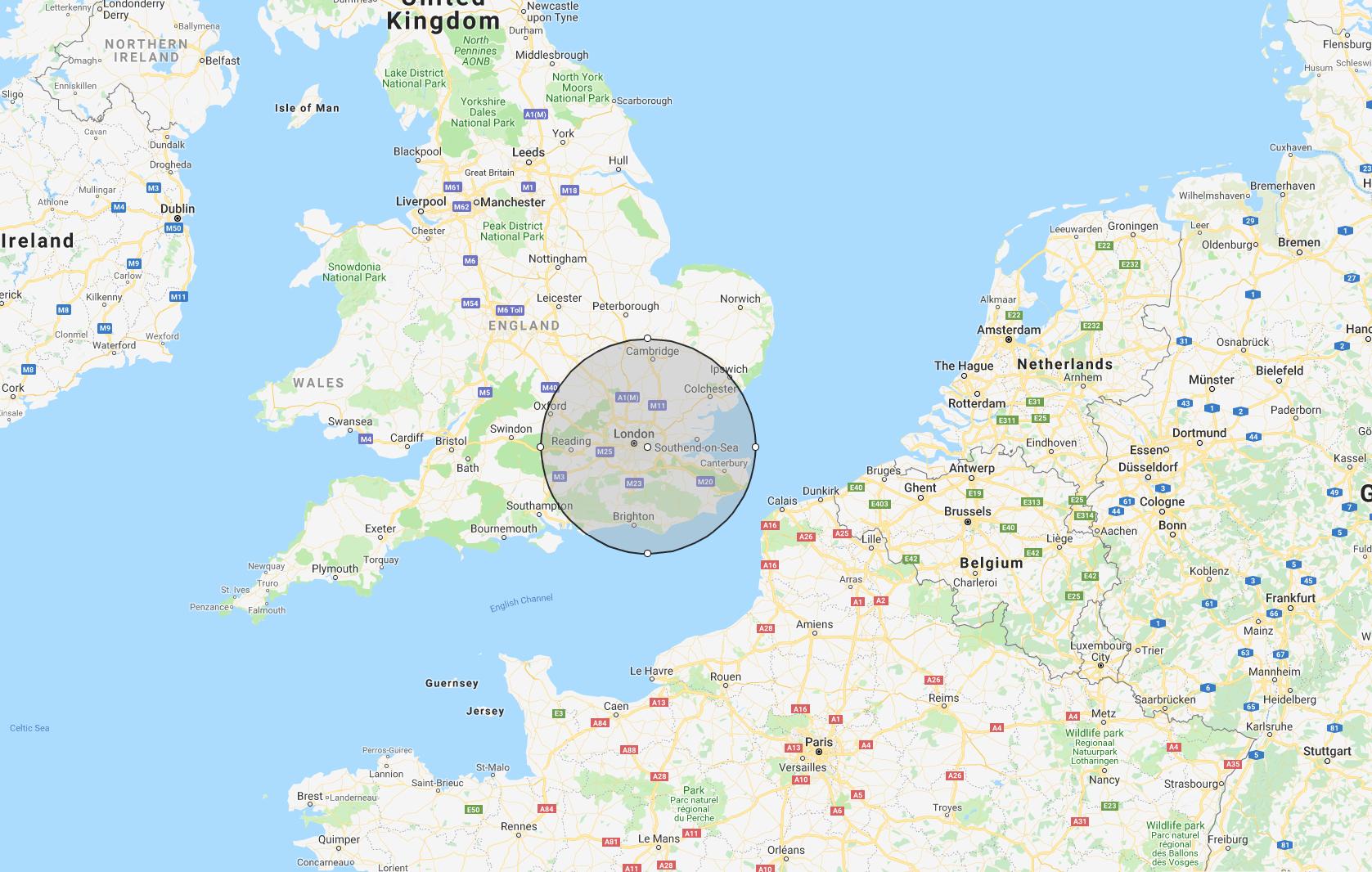 D4P Service Maps
