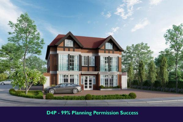 D4P Landscape Architects in Croydon London