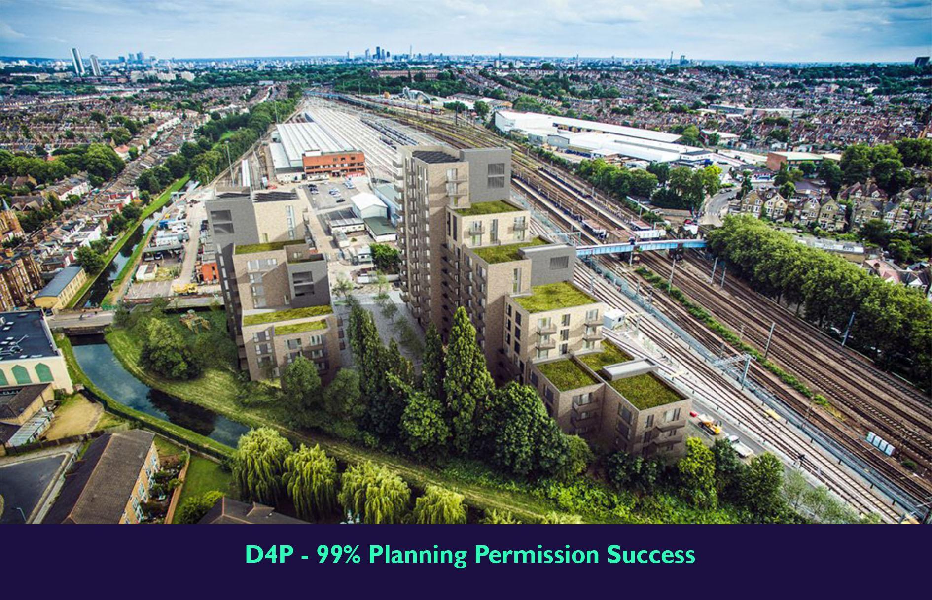 D4P Landscape Architects in London