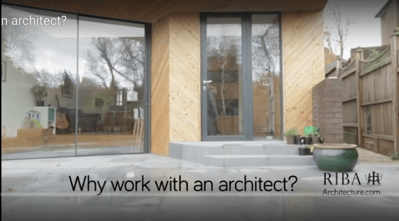 Why should you use an architect